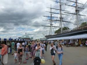 Greenwich Street Performers Festival